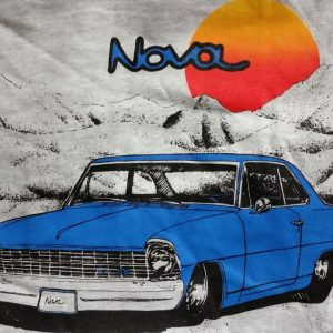 blue 67 Nova